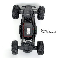 EGY imengo kyamrc RC Mobil Monster Truck Off Road 50km / h 2.4G 4WD