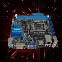 Motherboard Asus P8H61-I Lx / Rm / Si - B61155 - Ddr3 C2J4