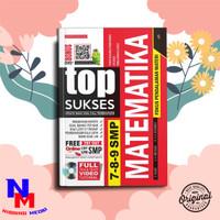 TOP SUKSES UPDATE BANK SOAL PEMBAHASAN MATEMATIKA SMP 7,8,9