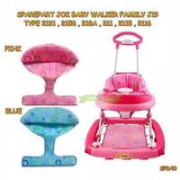 Promo Jok Baby Walker Family 2121 2117 218 - Perlengkapan Bayi