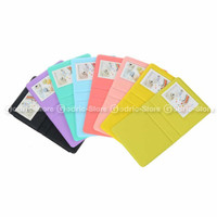 Album 2Nan Colorful 64 Foto Fujifim Instax Mini Polaroid 11 / 9 2R Etc