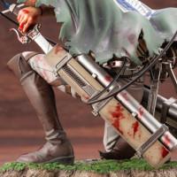 Toy Attack on Titan Levi Ackerman PVC Figure Anime Action Figure