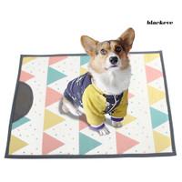 EVEG_Pets Summer Animals Print Dog Cat Cooling Pad Ice Mat Pillow