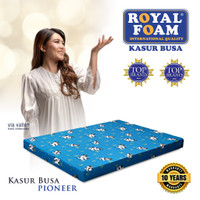 Kasur Busa Pioneer Royal Foam Single Size