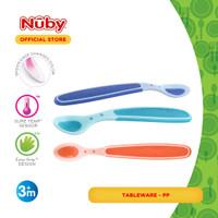 Nuby Hot Safe Spoon (3 pcs)