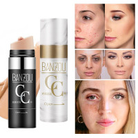 BanZou Kosmetik Wajah CC Air Cushion Cream Moisturizing Concealer
