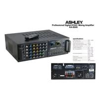 Ampli Amplifier ASHLEY KA-6500 Original