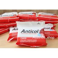 ORIGINAL Anticol throat Lozenges 3 packs x 10 medicated lozenges