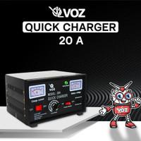 Voz Charger Aki 20A   Charger Aki Mobil   Charger Aki Kering