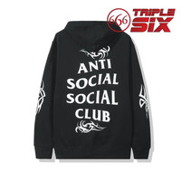 Hoodie Pullover Jumper Pullover Anti Social Social Club Sunny Side
