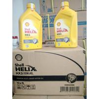 Grosir Oli Shell Helix HX5 15W-40 1L Per 1 Dus Isi 12 1 Liter
