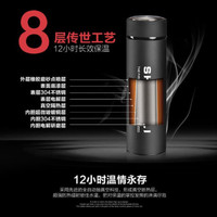Botol Minum Thermos Stainless Steel Panas Dingin Hot Cold QKELLA