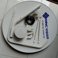 Dish antena parabola MNC vision Jawara bonus LNB S band dan kabel