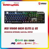 Keyboard MSI VIGOR GK50 ELITE LL US Promo Gaming Murah