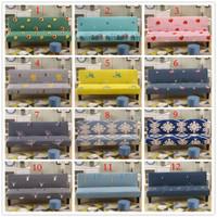 Hijau/Biru/Pink/Kuning/Abu-abu Warna Universal Sofa Bed Cover