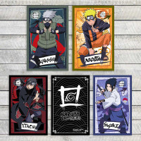 Youzhibaihu Zaozhuang1 Naruto Blind Box Card Kakahi Naruto auke