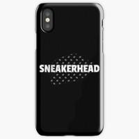Casing Custom Sneakerhead Bandana Paisl Iphone X XS MAX XR A18880
