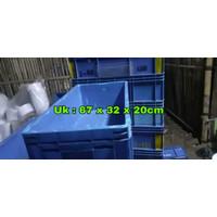 Bak plastik kontener plastik bekas container plastik bekas