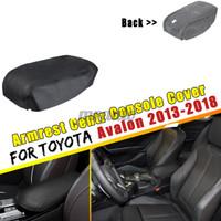 Cover Armret Tengah Bahan Kulit inteti Untuk Toyota Avalon 2013-2018