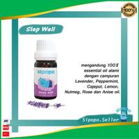 SIPOPO Essensial Oil Lavender Untuk Tidur Nyenyak Bayi Aroma Terapi