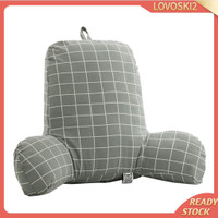 Back Support Bed Rest Reading Pillow TV Lounger Chair Sleep