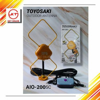 Antenna TV Luar / Antena / Antene Outdoor Toyosaki AIO 200 SE2393