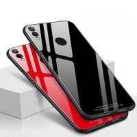 Casing Case Shockproof Tempered Glass untuk Huawei Honor Note 10 V10