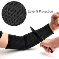 Promo foxty5 Level Safety Cut Sleeves Arm Guard Protective Armban