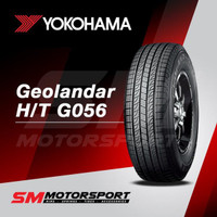 Yokohama Geolandar Ht G056 265 60 R18 110H Ban Mobil -unicorn