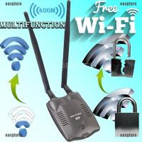 Password Cracking Internet Long Range Dual Wifi Antenna Usb Wifi