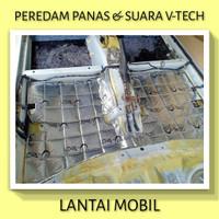JEEP CJ7 Peredam Suara Lantai Kabin Mobil VTECH