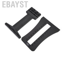 Ebayst Multi-level Back Supporter Lumbar Streter Spine Massage Pain