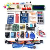 40pcs/set Rfid Starter Kit Untuk Arduino R3 Versi Upgrade Belajar