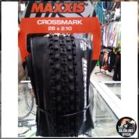 Ban Luar Sepeda MTB maxxis 26 x 2.10 crossmark Galena Official