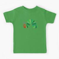 Kaos Baju Anak The very hungry caterpillar