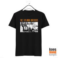 KAOS BAND – THE TIELMAN BROTHERS 03 – BLACK
