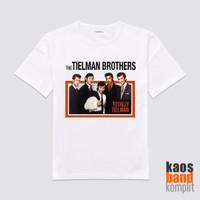 KAOS BAND – THE TIELMAN BROTHERS 02 - WHITE