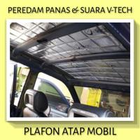 JEEP CJ7 Peredam Panas Suara Plafon Atap Mobil VTECH
