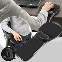 NM7-Computer Elbow Arm Rest Support air Desk Armrest Home Office