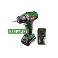 Ryobi Hld-120 Cordless Driver Drill 12V Handyline - Mesin Bor