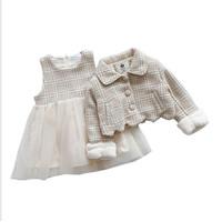 2020 Baru Musim Dingin Pakaian Anak Perempuan Baju Bayi Gadis