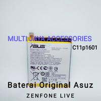 Baterai Original Asuz Zenfone Live /A007 /Zb501 /KI /C11p1601 /Battery