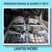 JEEP CJ7 VTECH Peredam Suara Lantai Kabin Mobil