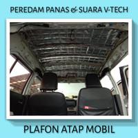 JEEP CJ7 VTECH Peredam Panas Suara Plafon Atap Mobil
