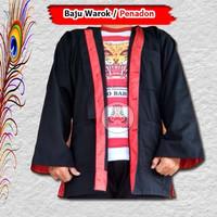 Baju Penadon - Baju Warok - Baju Reog Ponorogo