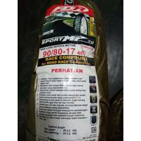 Ban FDR mp 76 ukuran 90-80-17 soft compound racing ban motor bebek