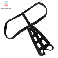 Men's Male Underwear Backless Thong V-string Male Hollow out See