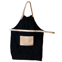 aprone chef bahan apron kanvas dan oscar kulit clemek oto otto bahan