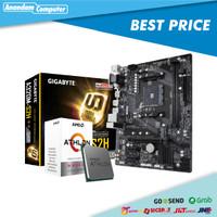 Paket AMD ATHLON 3000G feat GIGABYTE GA A320M S2H