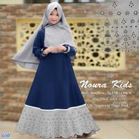 UMUR TAHUN 8 Perempuan Baju Syari 9 Muslim Anak 10 11 Gamis USIA Novi
